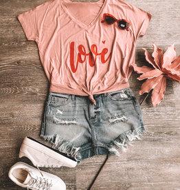 """Love"" Tee Shirt"