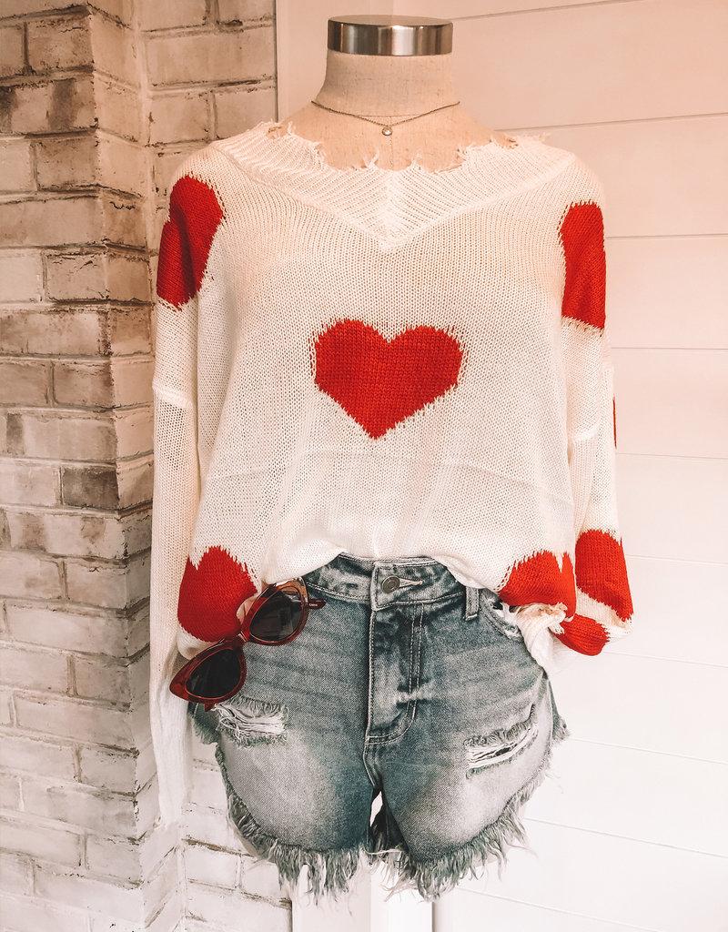 Cupid Sweater