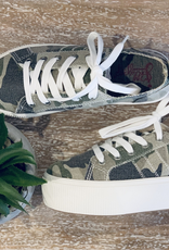 Jane Canvas Sneaker