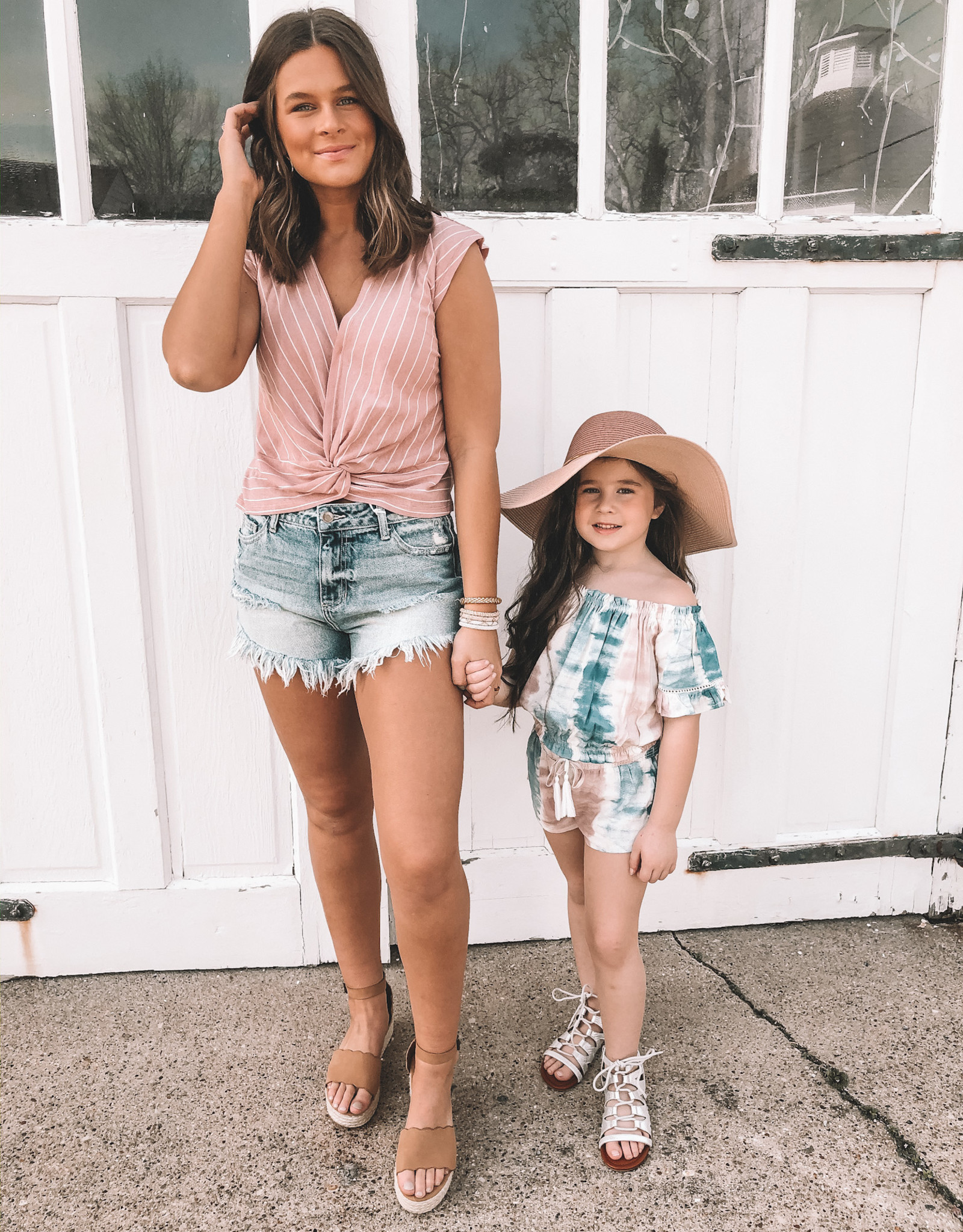 Kids Petunia Top