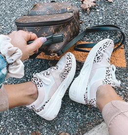 Sneaky Leopard Sneaker