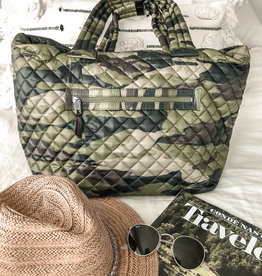 Quilited Wingwoman Tote