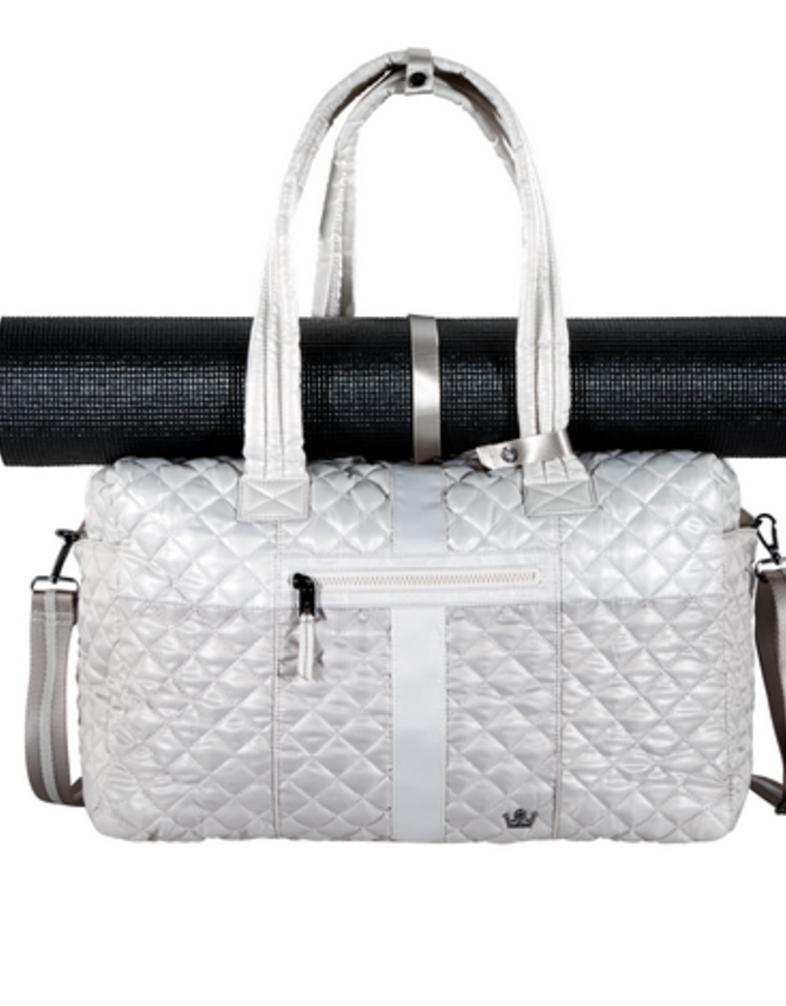 Quilted Kitchen Sink Duffle
