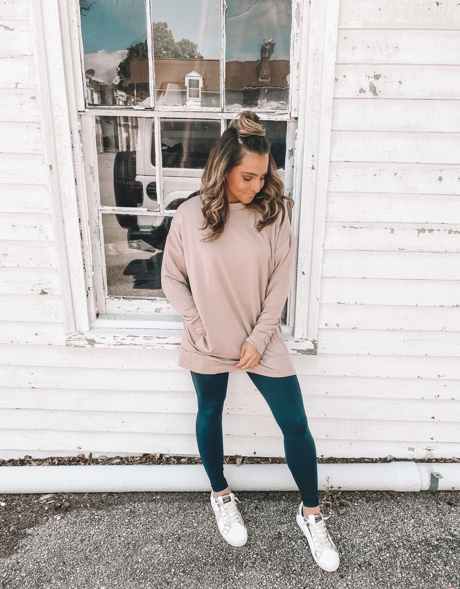 Laura Slouch Top