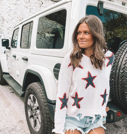 Sofia Star Sweater