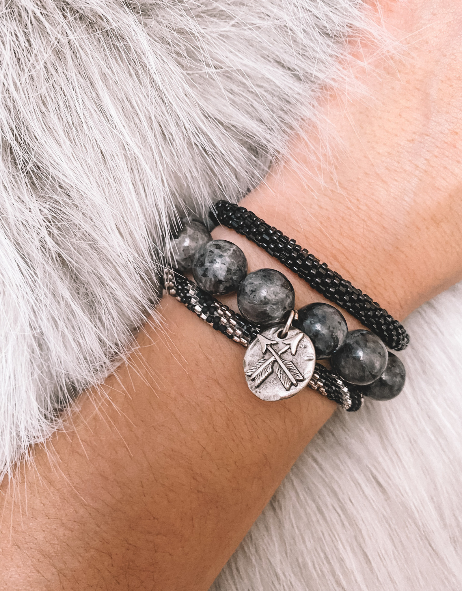 Follow Your Arrows Styled Stack