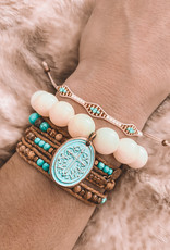 Evil Eye Protection Styled Stack