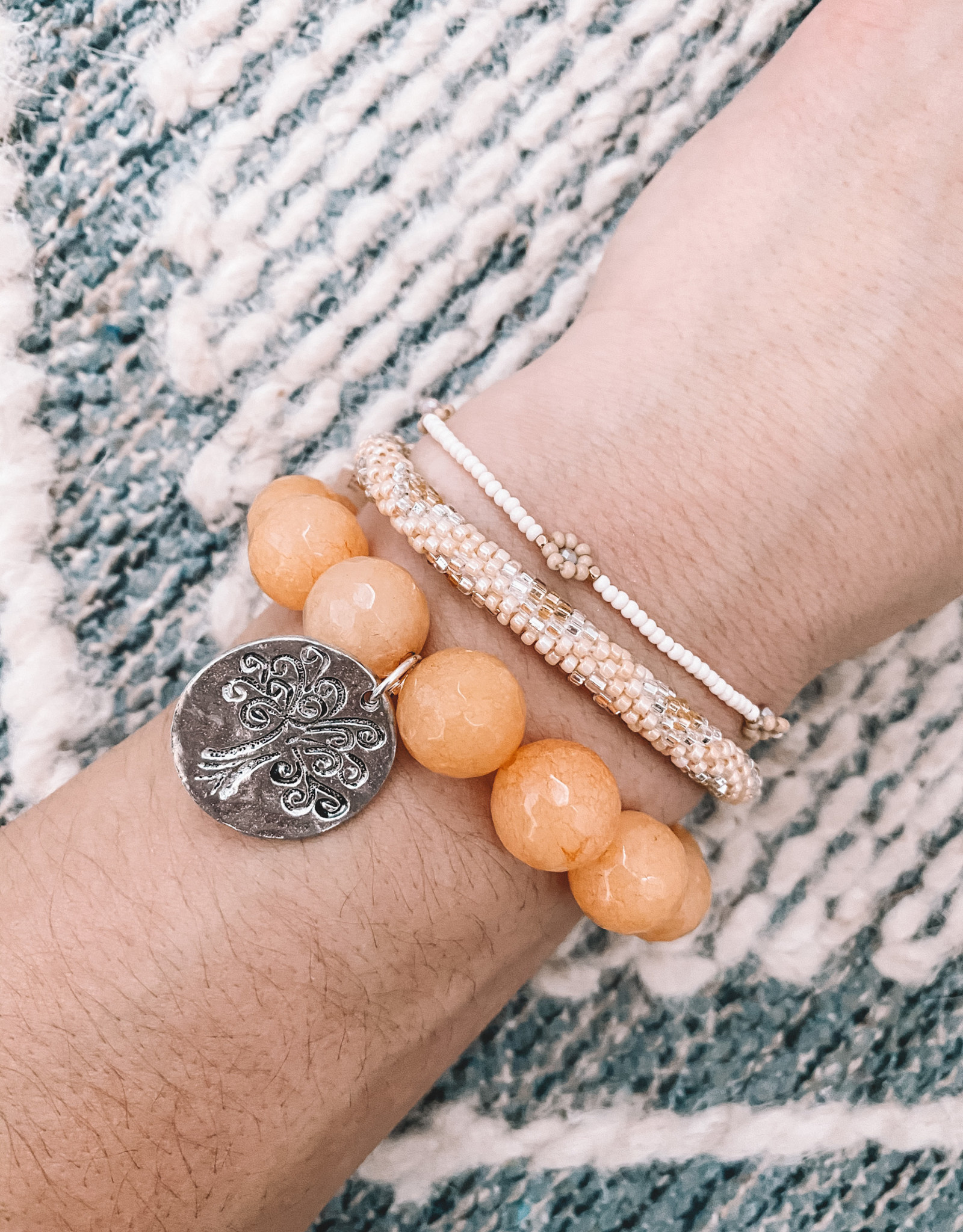 We Are Family Styled Stack