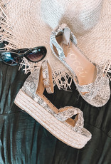 Aida Flatform Sandal