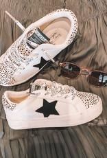 Cheetah Toe Sneaker