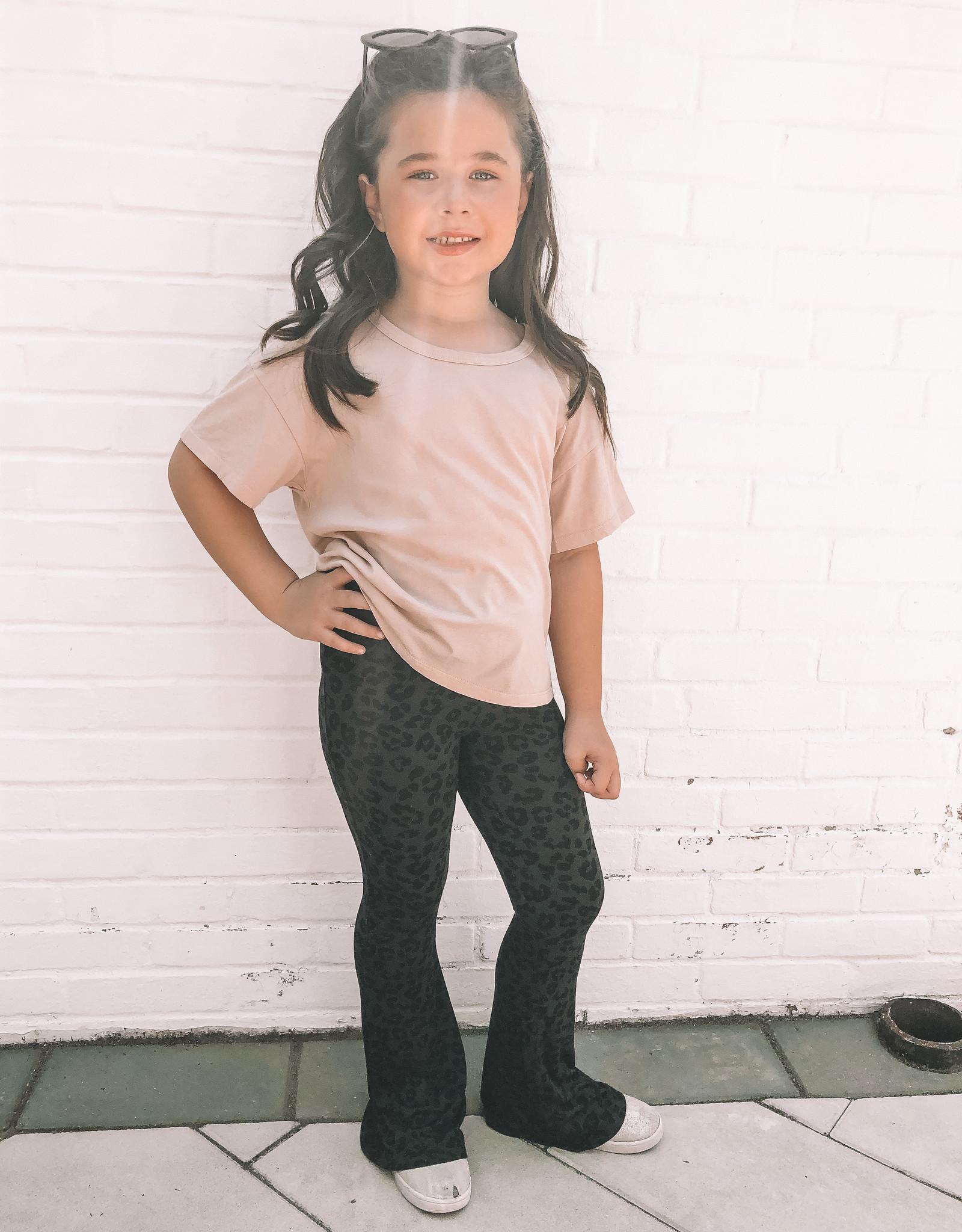 Z-Supply Little Girls Halle Leo Pant