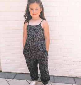 Z-Supply Little Girls Spencer Leo Jumpsuit