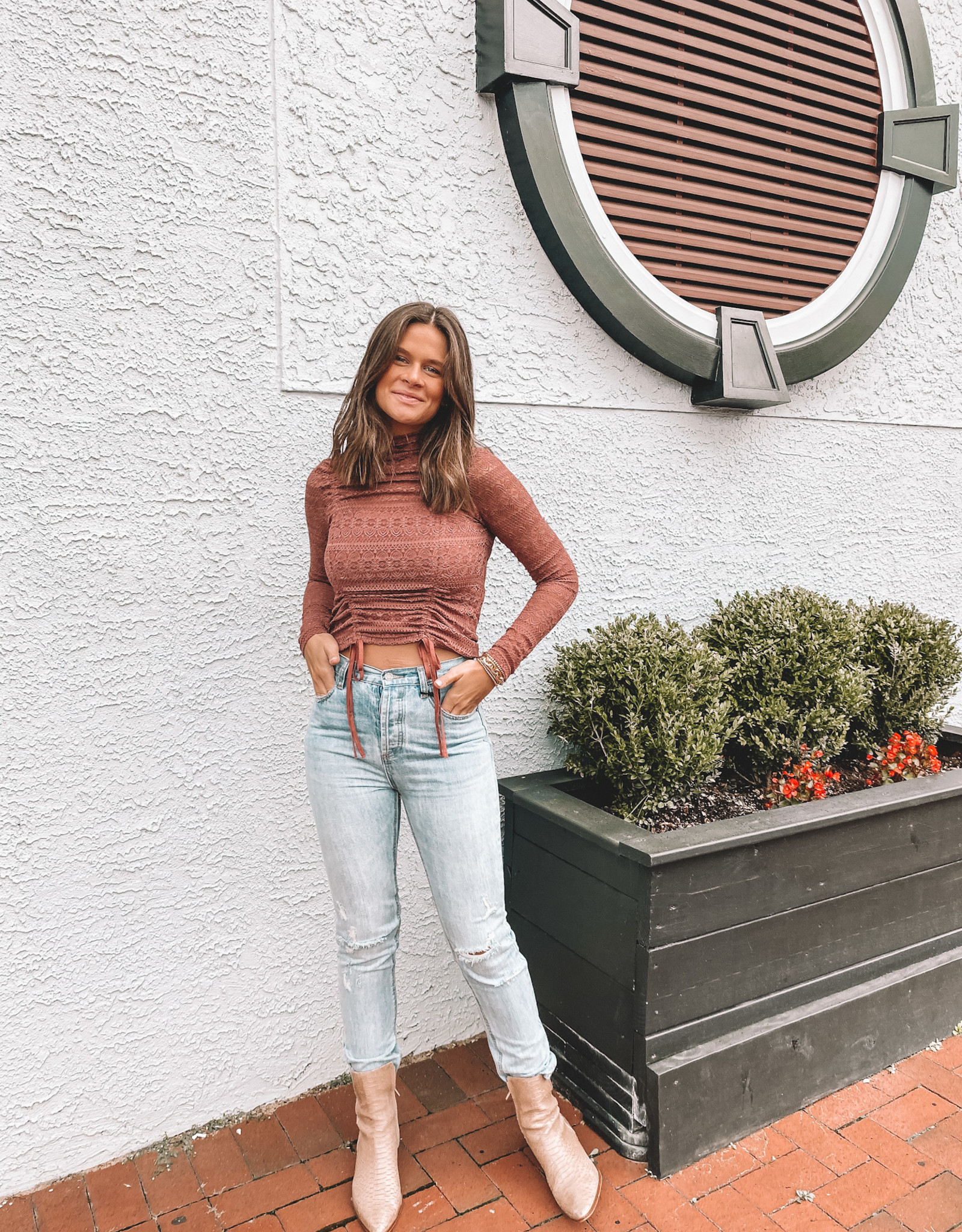 Catriona Boyfriend Jeans
