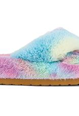 Steve Madden Fuzed Slippers