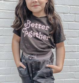 Kid's Better Together Graphic Tee