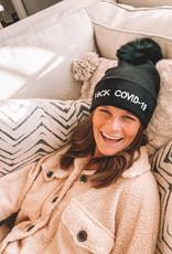 F*CK Covid-19 Pom Hat