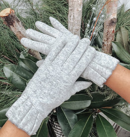 Ruffle Touch Gloves