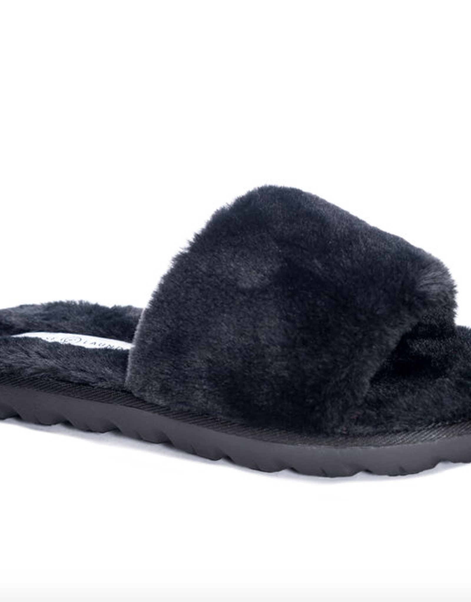 Rally Faux Fur Slipper