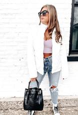 Deedra Quilted Puffer Jacket