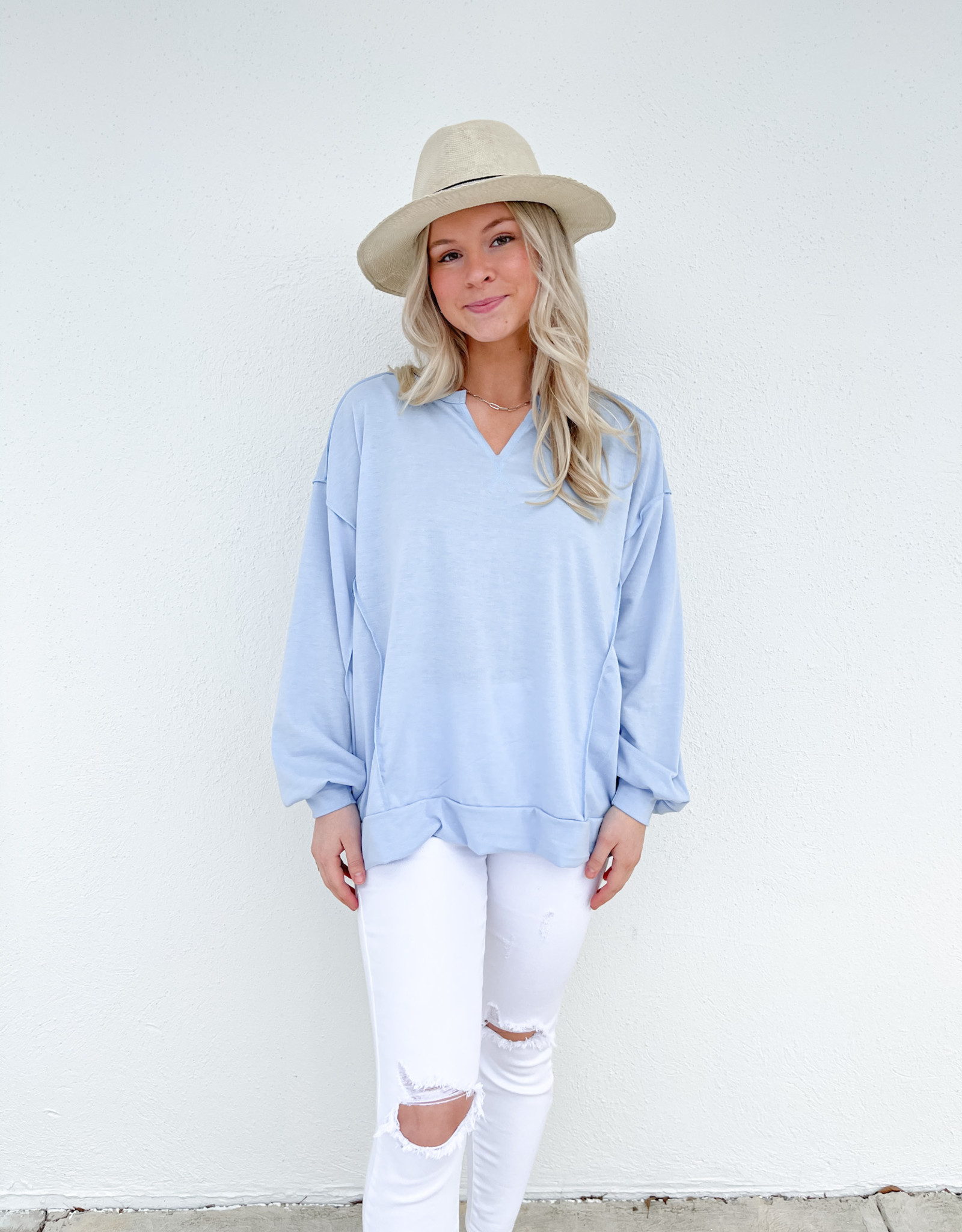 Marlowe Knit Pullover