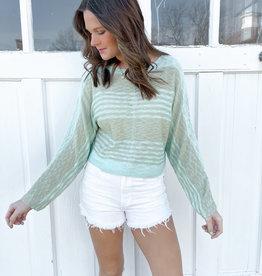 Xena Dolman Sleeve Sweater