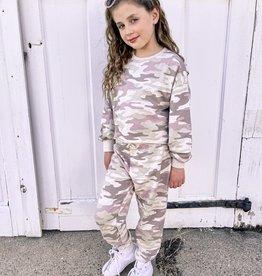 Z Supply Girls Mayori Long Sleeve Top