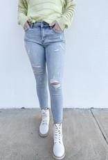 Anya Distressed Skinny Jean