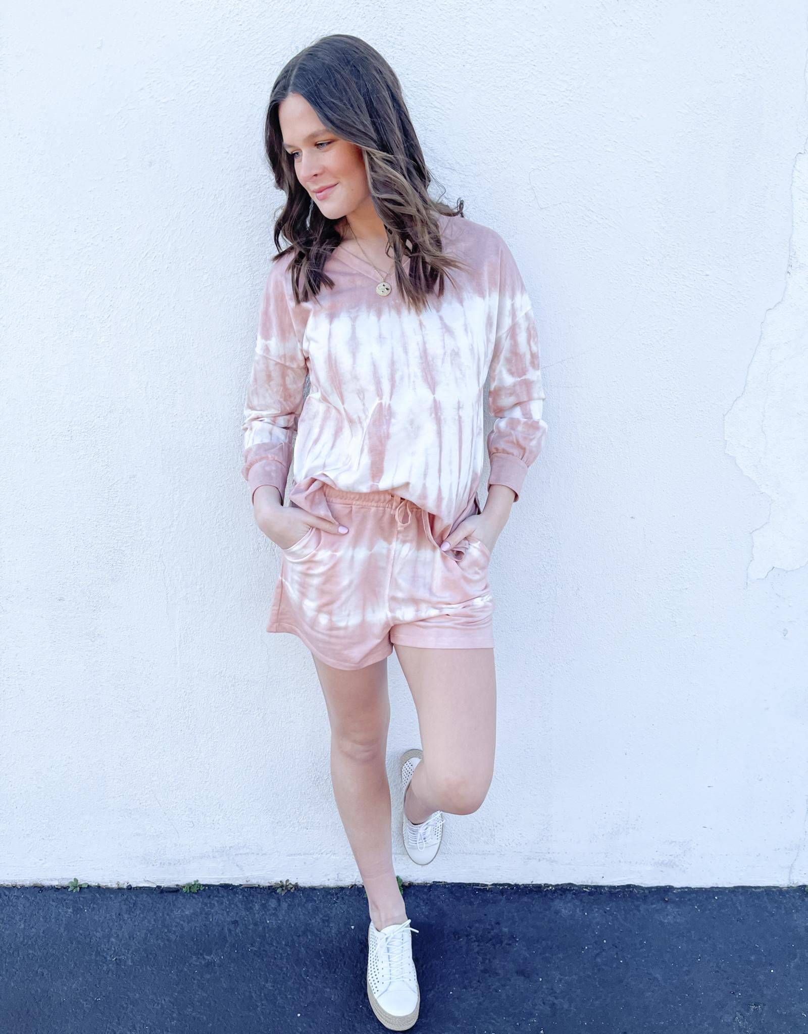 Sadie Tie-dye Shorts