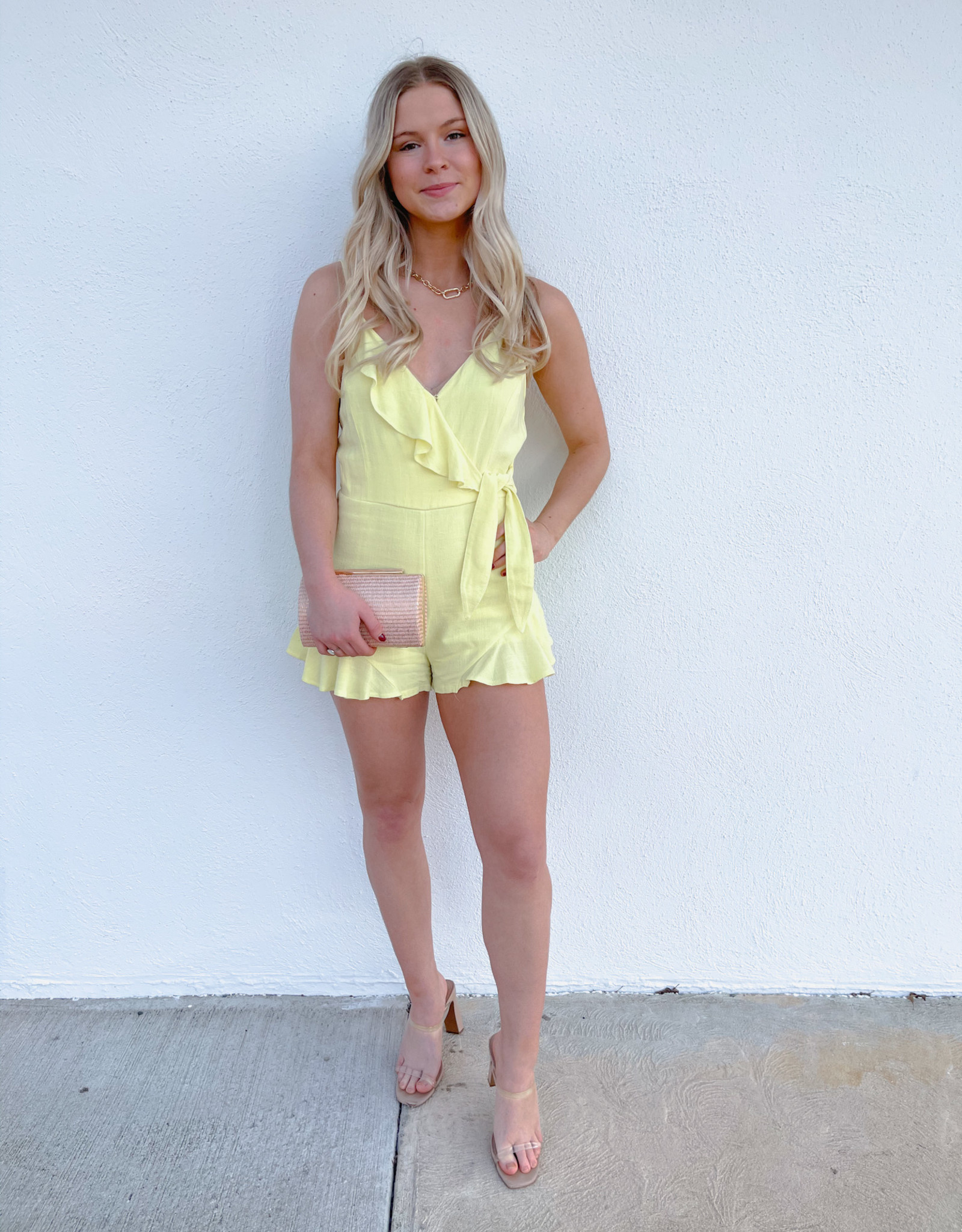 Paige Romper