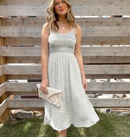 Nicole Floral Midi Dress