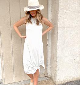 Venya Knit Midi Dress