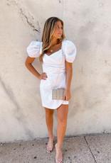 Cressida Puff Sleeve Dress