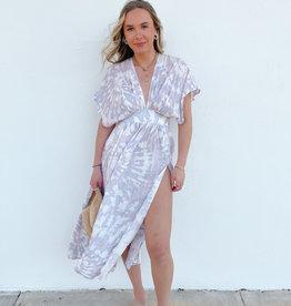 Genevieve Tie Dye Maxi Dress