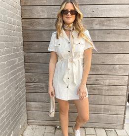 Dancia Shirt Dress