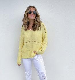 Noella Slouchy Knit Sweater
