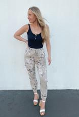 Rosella Floral Jogger Pants