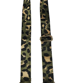 Bag Strap w/ Gold Hardware
