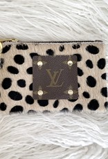 LV Upcycled Coin Purse