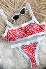 Olympia Swim Top