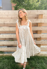 Gracelyn Floral Midi Dress