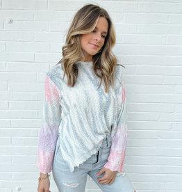 Salima Tie Dye Sweater