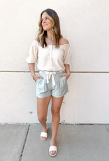 Tiffani Pleated Shorts