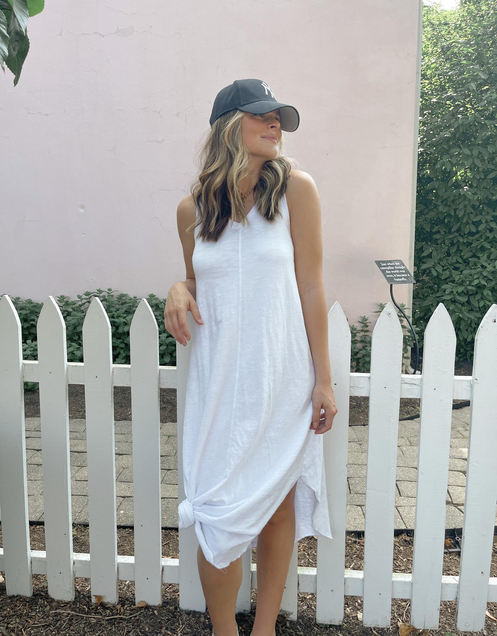 Z Supply The Reverie Dress White
