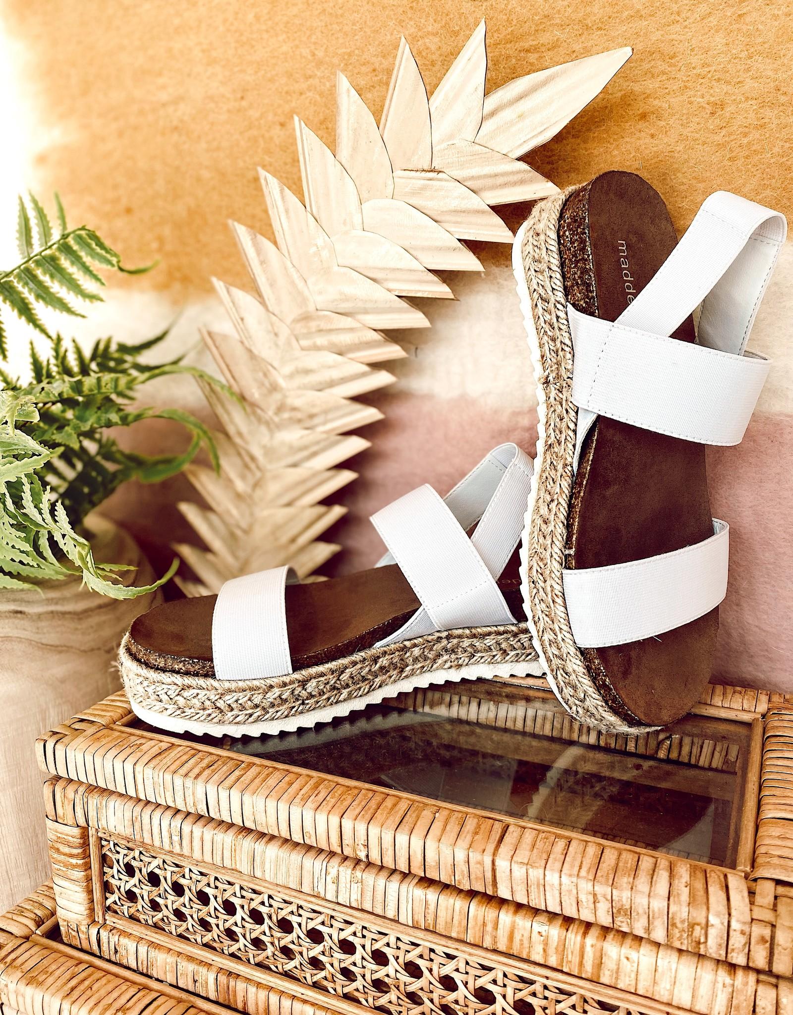Cybell Platform Sandal