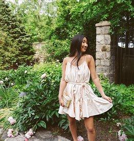 Emma Tiered Mini Dress
