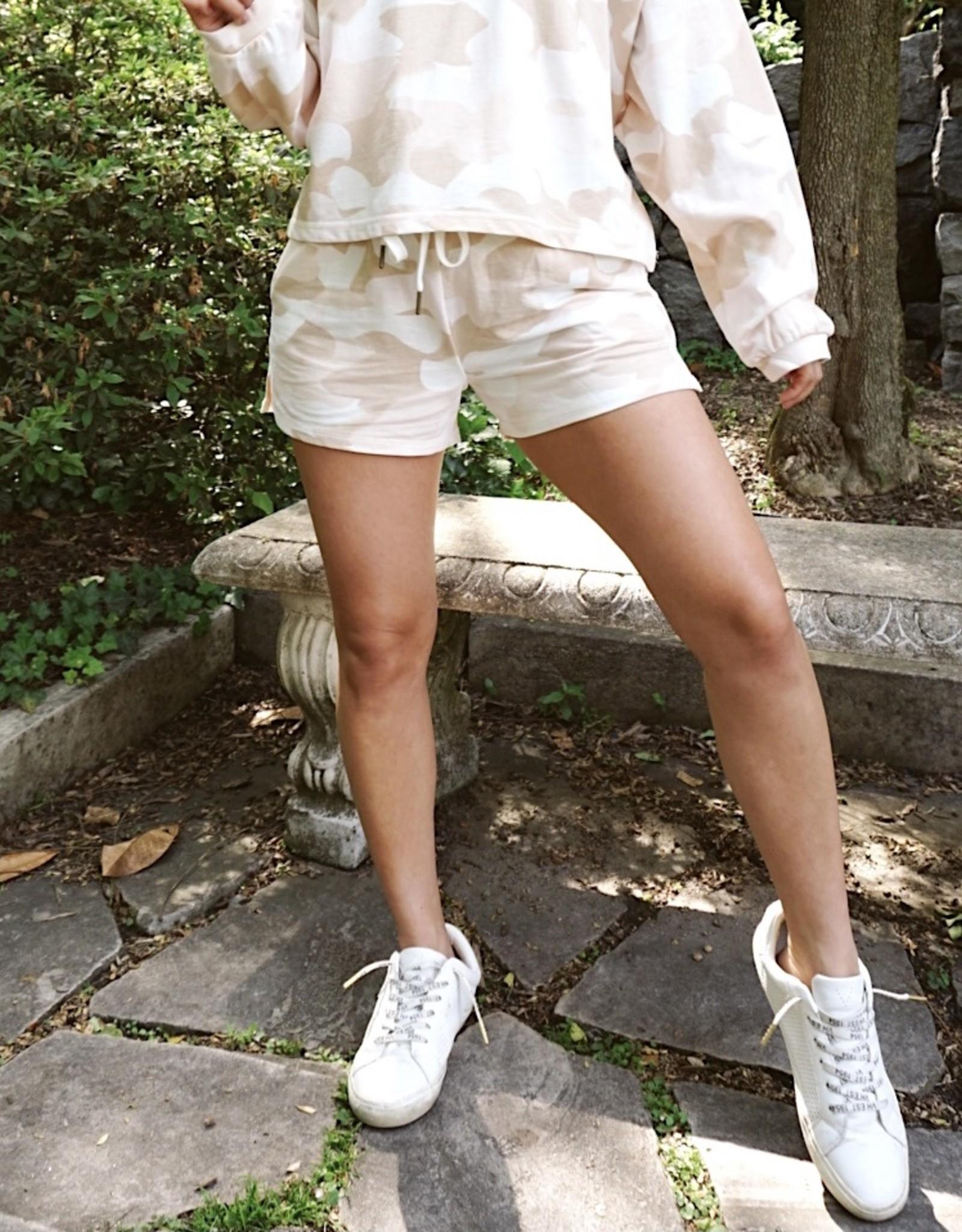 Z Supply Maris Painted Camo Short