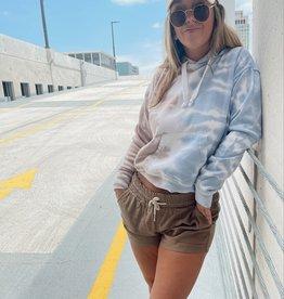 Hadley Drawstring Linen Shorts