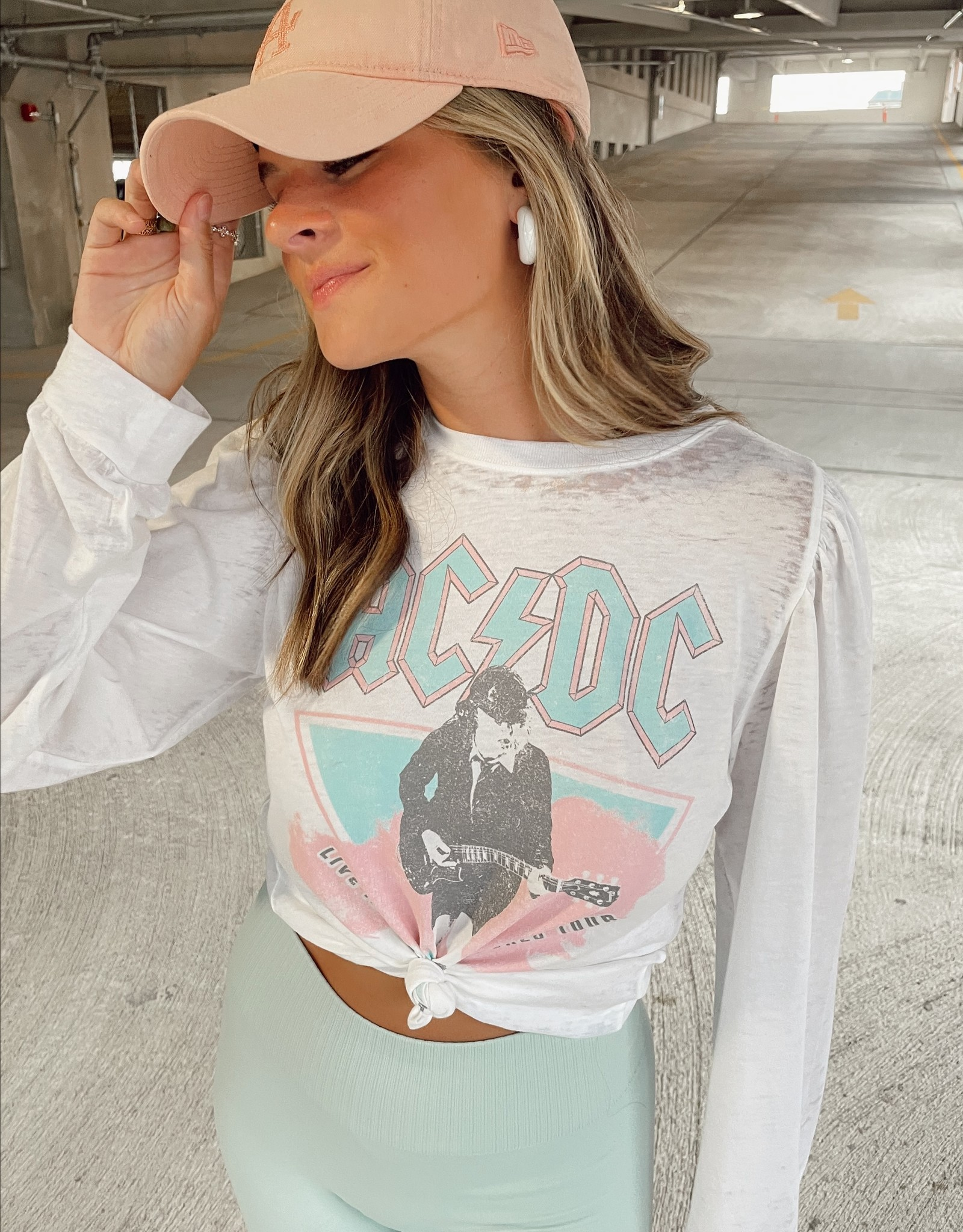 ACDC Live in Concert Long Sleeve