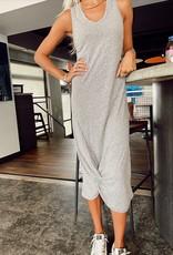 Z-Supply Reverie Knot Triblend Dress