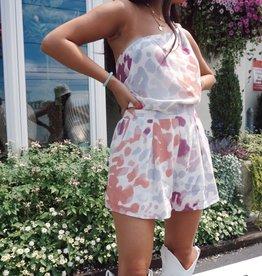 Petal Pleated Shorts